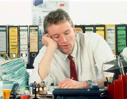 Карьера: как бороться со скукой на работе